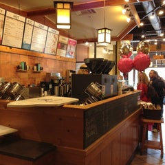 Photo taken at Caribou Coffee by Josh H. on 10/16/2012