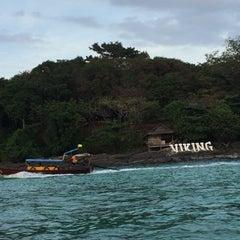 Photo taken at Phi Phi Island Cabana Hotel by Mehmet Z. on 12/8/2015