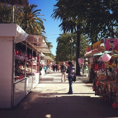 Photo taken at Alameda Principal by Jonathan G. on 12/8/2012