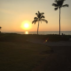 Photo taken at Hāpuna Beach State Recreation Area by Lucy L. on 12/29/2015