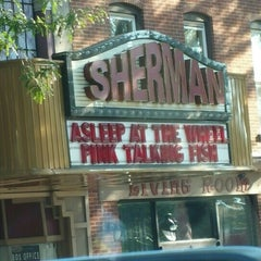 Photo taken at Sherman Theater by Eve Y. on 8/26/2015