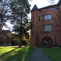 Photo taken at Seattle Pacific University by Chelsea on 11/27/2015