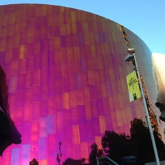 Photo taken at EMP Museum by Aaron W. on 7/10/2013