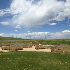 Photo taken at Murphy Creek Golf Course by Jillynn L. on 5/19/2013