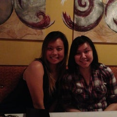 Photo taken at Karma Restaurant & Bar by Esther K. on 6/16/2013