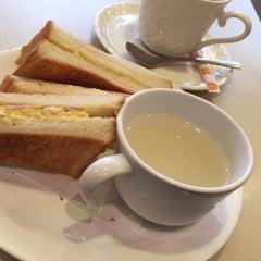 Photo taken at 喫茶室ルノアール 神田北口駅前店 by ug_st. k. on 2/25/2015