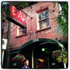 Photo taken at Ear Inn by Greg G. on 6/1/2013
