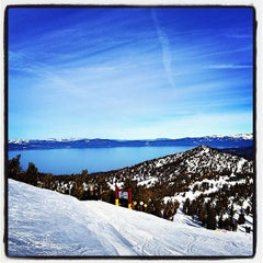 Photo taken at Heavenly Mountain Resort by John M. on 1/22/2013