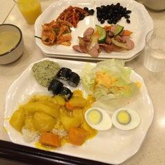 Photo taken at 토요코인 대전 (Toyoko Inn Daejeon) by Mane J. on 7/10/2014