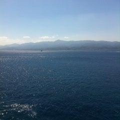 Photo taken at Villa San Giovanni by Michela D. on 8/18/2014