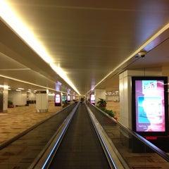 Photo taken at Terminal 3 by Yasufumi A. on 10/23/2012