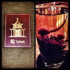 Photo taken at TABLE8 - Hotel Mulia Senayan, Jakarta by Adrian O. on 11/20/2012