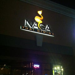 Photo taken at Naga Thai Dinning by 🍻 M. on 12/16/2012
