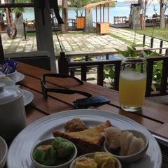 Photo taken at Nakamanda Resort And Spa Krabi by Dennis J. on 5/7/2013