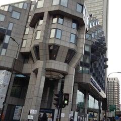 Photo taken at Hilton London Metropole Hotel by Emir P. on 1/12/2013