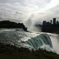 Photo taken at Niagara Falls (American Side) by Kostya C. on 9/30/2012