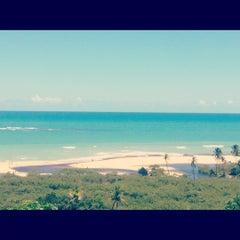 Photo taken at Trancoso by Thiago L. on 12/7/2012