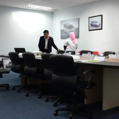 Photo taken at Chery Automobile (M) Sdn. Bhd. by IQram B. on 9/10/2014