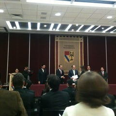 Photo taken at Universidad Panamericana (UP Campus Guadalajara) by Alejandra I. on 1/19/2013