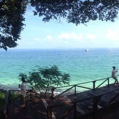 Photo taken at Phi Phi Natural Resort by Elyor S. on 11/11/2014