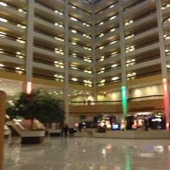 Photo taken at Renaissance Atlanta Waverly Hotel & Convention Center by Claire W. on 12/31/2012