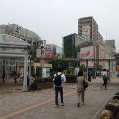 Photo taken at 和光市駅 (Wakōshi Sta.) (TJ11/Y01/F01) by kanako n. on 6/21/2013
