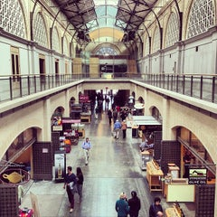 Photo taken at Ferry Building by Josh C. on 3/25/2013