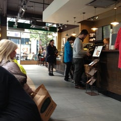 Photo taken at Starbucks by Matthew M. on 10/1/2012