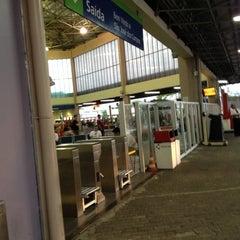 Photo taken at Terminal Rodoviário Frederico Ozanam by Wagner S. on 11/2/2012