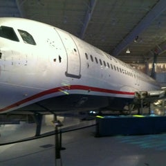 Photo taken at Carolinas Aviation Museum by Michael P. on 12/28/2012
