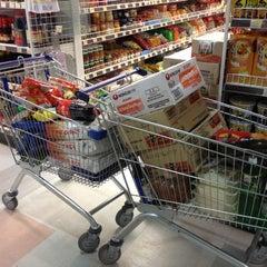 Photo taken at H Mart by Irina G. on 12/1/2012