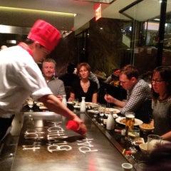 Photo taken at Yamato Japanese Restaurant by Robert K. on 12/29/2014