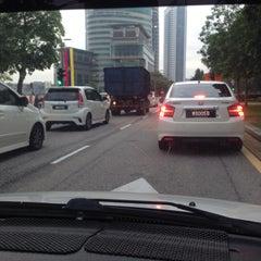 Photo taken at Putrajaya by Zulfaqar N. on 2/4/2016