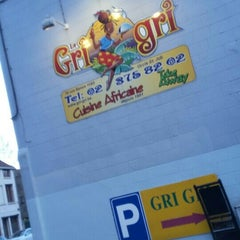 Photo taken at Gri-Gri by Chloé M. on 4/15/2016