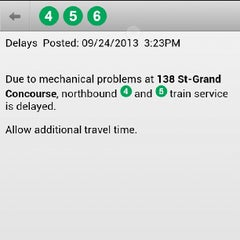 Photo taken at MTA Subway - 170th St (4) by Adam P. on 9/24/2013
