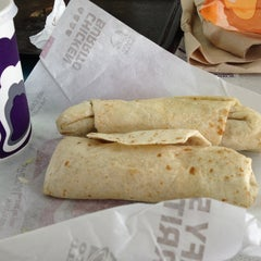 Photo taken at Taco Bell by Rich B. on 4/18/2013