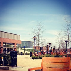 Photo taken at RIT Global Village by Christopher T. on 4/18/2013