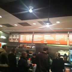 Photo taken at Chipotle Mexican Grill by Chris T. on 11/7/2012