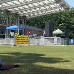 Photo taken at Festival Park by Clarissa W. on 7/27/2013