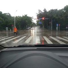 Photo taken at UL VS Shenzhen by Andy B. on 6/24/2013