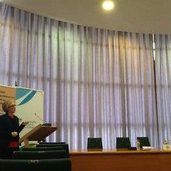 Photo taken at Facultad De Derecho by Gema R. Q. on 2/28/2013