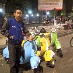 Photo taken at Jalan Pahlawan by iman t. on 7/9/2014