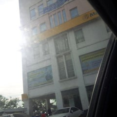Photo taken at Maybank by Sam K. on 9/25/2013