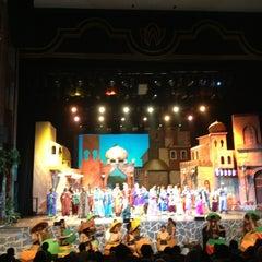 Photo taken at Istana Budaya by Sam K. on 12/21/2012