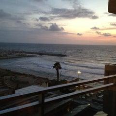 Photo taken at Hilton Tel Aviv by Rui G. on 4/17/2013