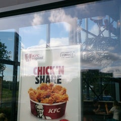 Photo taken at KFC by Eelke-H. H. on 6/14/2014