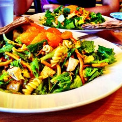 Photo taken at California Chicken Cafe by Emerson Q. on 7/3/2013