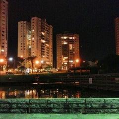 Photo taken at Parque Germânia by Ricardo M. on 5/1/2013