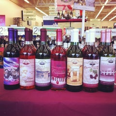 Photo taken at Wine World by Janet W. on 12/14/2013