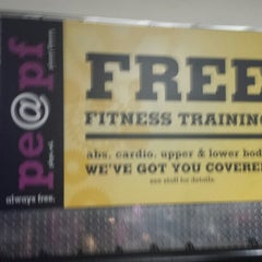 Photo taken at Planet Fitness by Greg M. on 2/11/2014